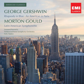 Felix Slatkin - Gershwin: Rhapsody In Blue, Etc