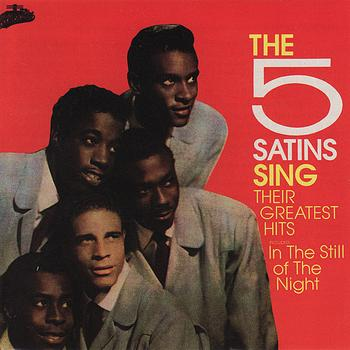The Five Satins - For Collectors Only