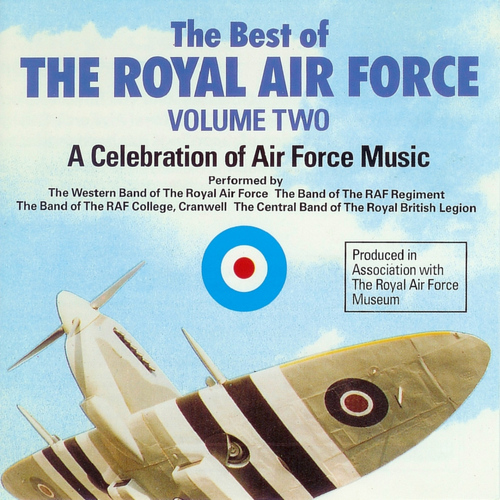 The Western Band of the Royal Air Force MP3 Track Popular Songs Of World War Two: Bless 'Em All / Kiss Me Goodnight, Sergeant Major / Run Rabbit Run / Roll Out the Barrel / The White Cliffs of Dover / Wish Me Luck / We'll Meet Again
