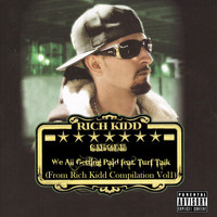 Turf Talk - We All Gettin Paid - Single