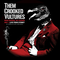 Them Crooked Vultures - Mind Eraser, No Chaser / Hwy 1 [Digital 45]
