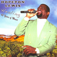Hopeton Lewis - Healing : 42 Years Of Music