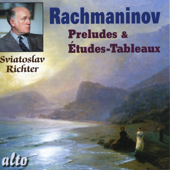 Sviatoslav Richter - Sviatoslav Richter plays Rachmaninov