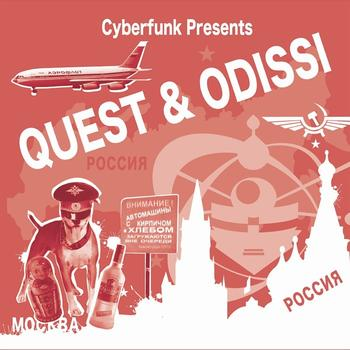 DJ Quest and Odissi - Make it Real / Red Square