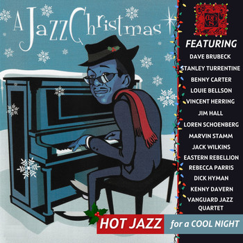 Various Artists - Hot Jazz For A Cool Night: A Jazz Christmas