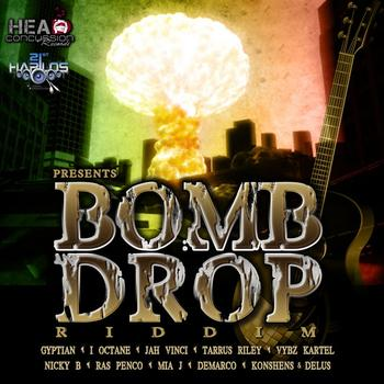 Various Artists - Bomb Drop Riddim