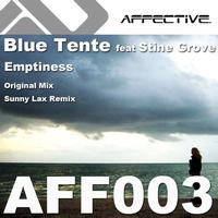Blue Tente Feat. Stine Grove - Emptiness