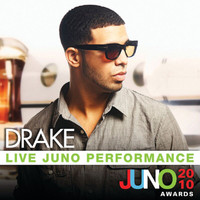 Drake - Over (2010 JUNO Awards)
