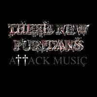 These New Puritans - Attack Music - Remixes