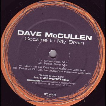 Dave McCullen - Cocaine in my Brain