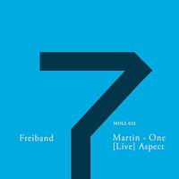 Freiband - Martin: One (Live) Aspect - Single