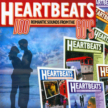 Various Artists - Heartbeats - 100 Romantic Sounds From The 60's