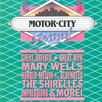 Various Artists - Motor City Sound