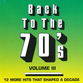 Various Artists - Back To The 70's - Vol. 3