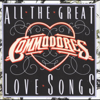 Commodores - All The Great Love Songs