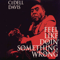 Cedell Davis - Feel Like Doin' Something Wrong
