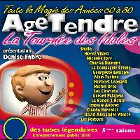 Various Artists - Age tendre… La tournée des idoles, Vol. 5