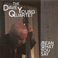 Dave Young - Mean What You Say