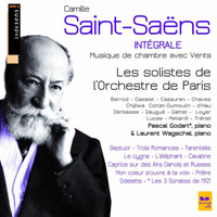 Orchestre de Paris - Camille Saint-Saëns : Complete Chamber Music With Winds