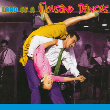 Various Artists - Land Of A Thousand Dances