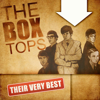 The Box Tops - Their Very Best