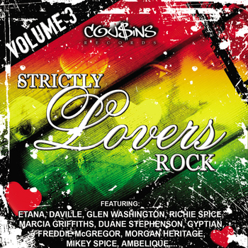 Various Artists - Strictly Lovers Rock Vol. 3