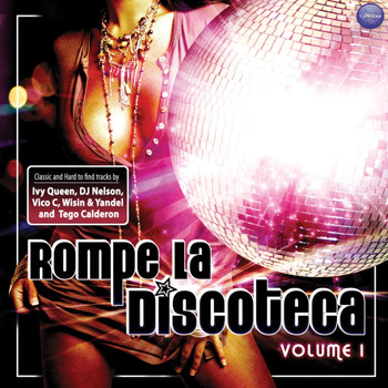 Various Artists - Rompe La Discoteca (Explicit)