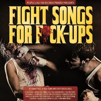 Various - Fight Songs For F*ck-Ups (Explicit)