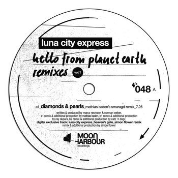 Luna City Express - Hello From Planet Earth (Remixes Vol.1)