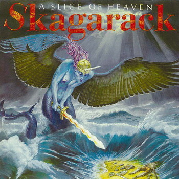Skagarack - A Slice Of Heaven