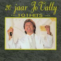 Jo Vally - 101 Hits - 20 Jaar Jo Vally (Deel 4)