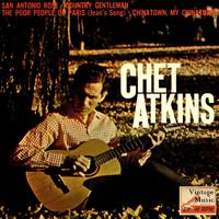 Chet Atkins - Vintage Country No. 8 - EP: Country Gentleman