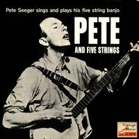 Pete Seeger - Vintage Country No. 7 - EP: Pete And Five Strings
