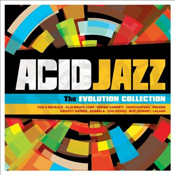 Various Artists - Acid Jazz: The Evolution Collection