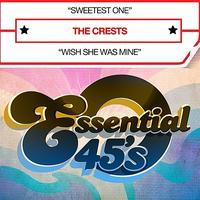 The Crests - Sweetest One (Digital 45) - Single