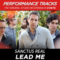 Sanctus Real - Lead Me (Performance Tracks) - EP
