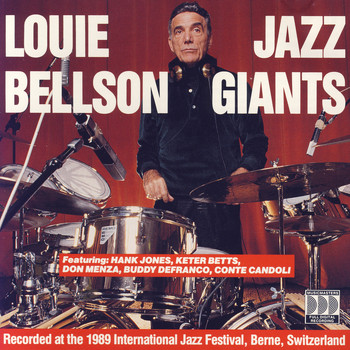 Louie Bellson - Jazz Giants