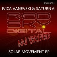 Ivica Vanevski & Saturn 6 - Solar Movement EP