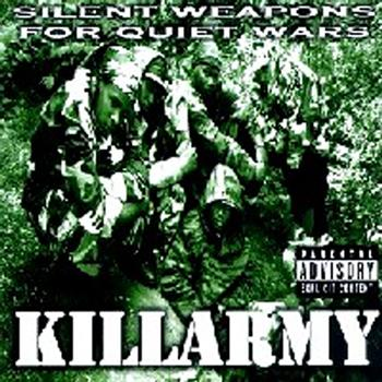 Killarmy - Silent Weapons For Quiet Wars (Explicit)