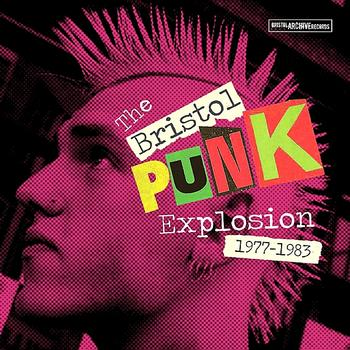 Various Artists - Bristol: The Punk Explosion