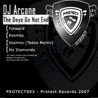 DJ Arcane - The Days Do Not End