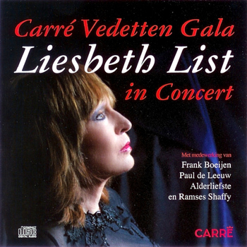Liesbeth List - Carré Vedetten Gala - Liesbeth List in Concert