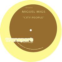 Miguel Migs - City People - Single