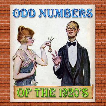 Various Artists - Odd Numbers of the 1920's