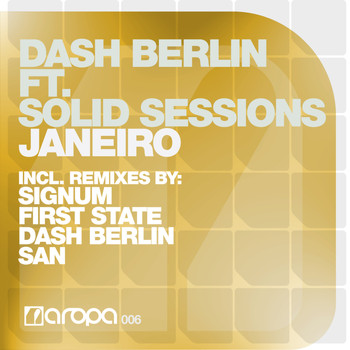 Dash Berlin feat. Solid Sessions - Janeiro