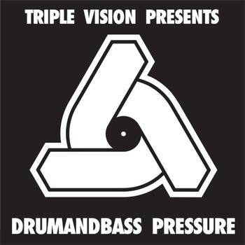 Various Artists - Triple Vision Presents Drum&Bass Pressure