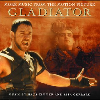 "The Lyndhurst Orchestra - More Music From The Motion Picture ""Gladiator"""