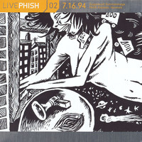 Phish - LivePhish, Vol. 2 7/16/94 (Sugarbush Summerstage, North Fayston, VT)