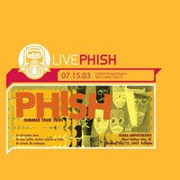 Phish - LivePhish 7/15/03 (USANA Amphitheatre, West Valley City, UT)