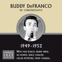Buddy DeFranco - Complete Jazz Series 1949 - 1952